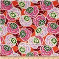 Amy Butler Dream Weaver Clouded Floral Persi