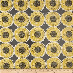 Michael Miller Laminated Cotton Soleil Citron