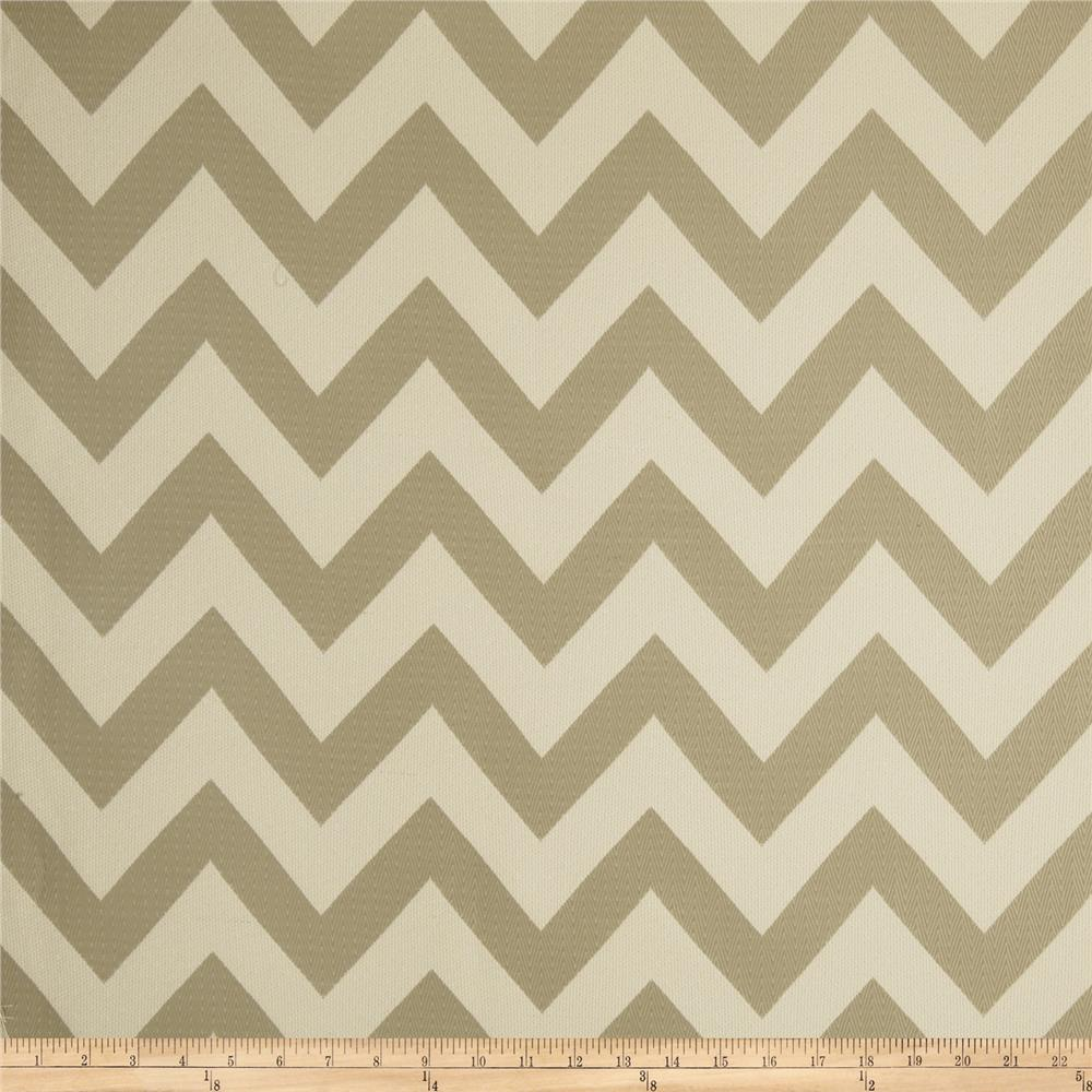 HGTV Home Chevron Chic Jacquard  Quartz