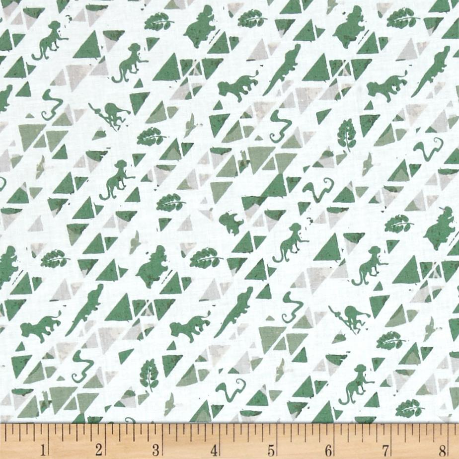 Disney Lion Guard Triangles Sage