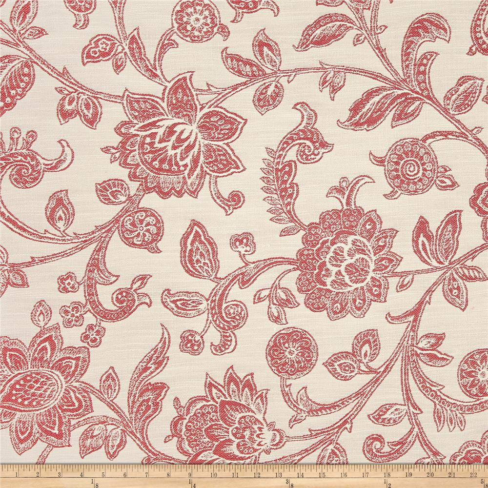 Covington Reversible Courtney Jacquard Raspberry
