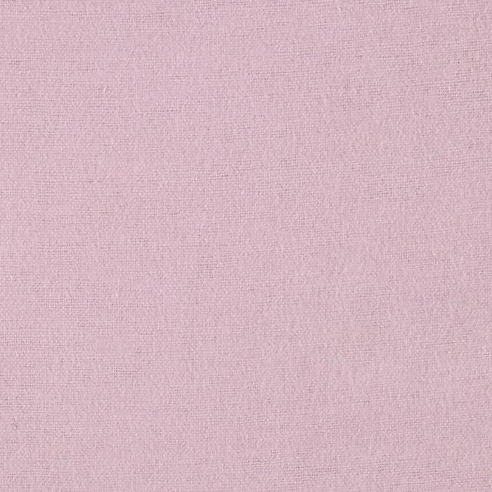 Solid Flannel Lilac Fabric By The Yard