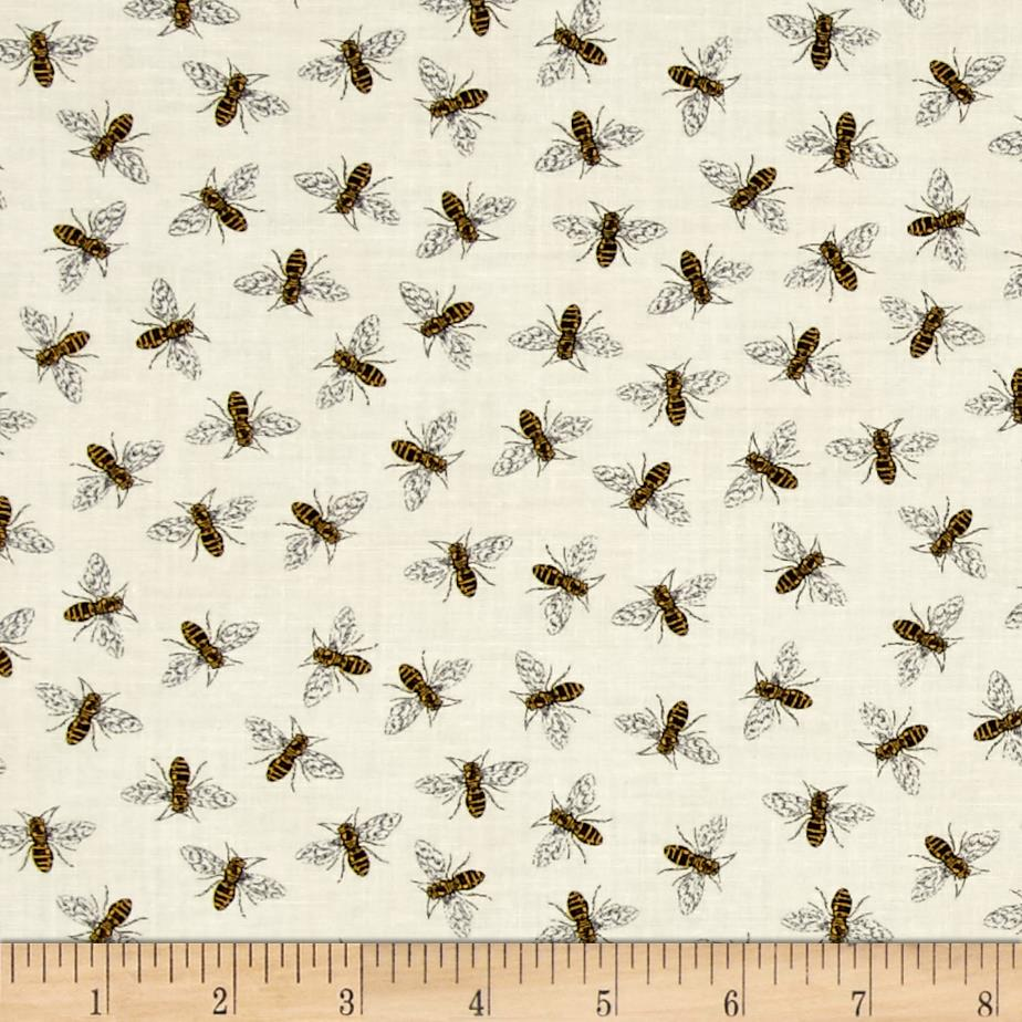 Moda Bee Creative Buzz Laurel White