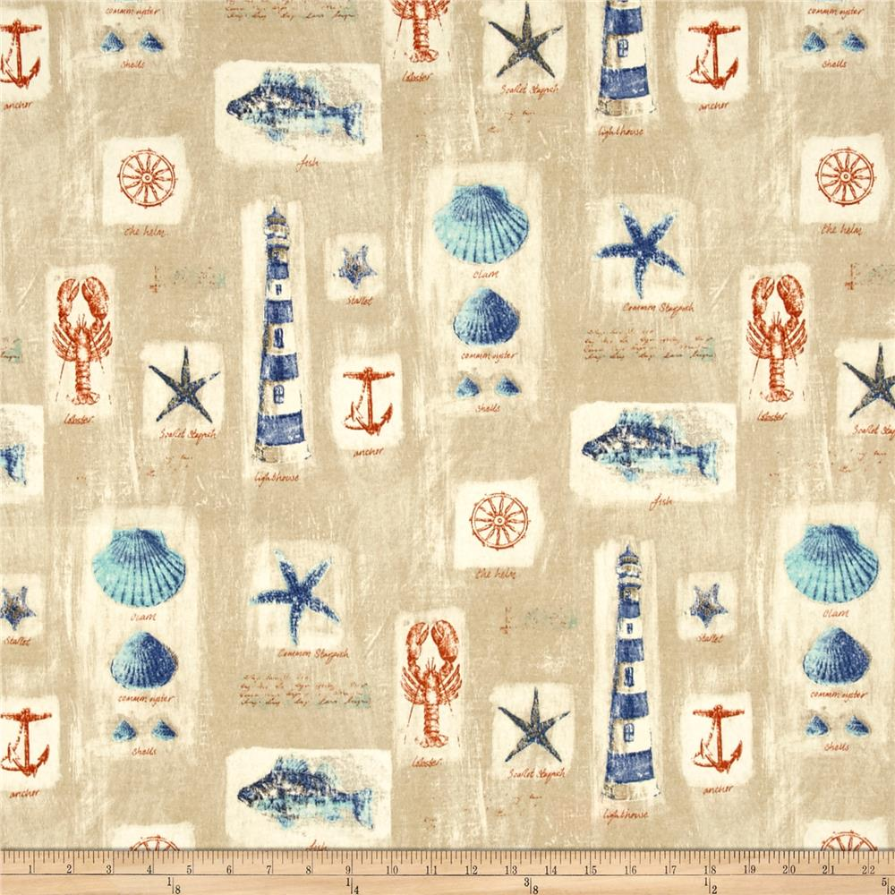 Waverly sun n shade beach comber dune discount designer for Where to get fabric