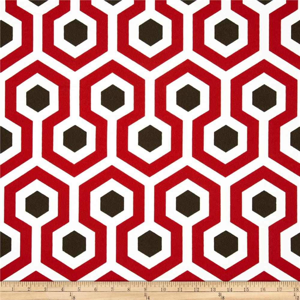 Premier Prints Indoor/Outdoor Magna Rojo
