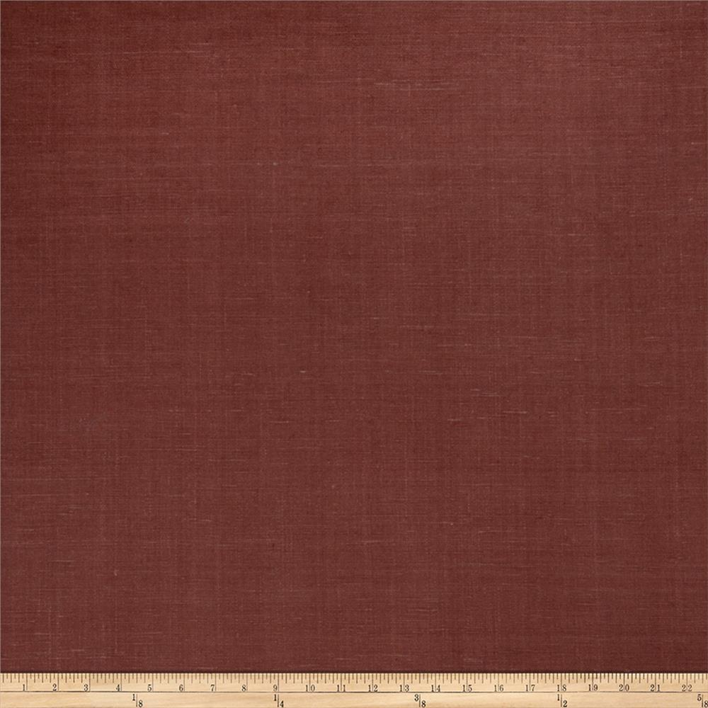 Fabricut andes raw silk merlot discount designer fabric for Where to order fabric