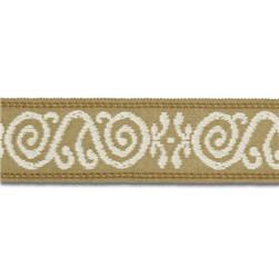 "Mount Vernon 2"" Ornament Trim Driftwood"