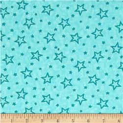 Moda Hugaboo Starry Airplane Aqua