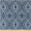 Swavelle/Mill Creek Purana Damask Ocean Blue