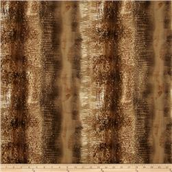 Enchanted Pines Texture Stripe Natural