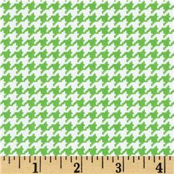 Michael Miller Tiny Houndstooth Mint