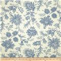 Swavelle/Mill Creek Sakari Blend Porcelain Blue