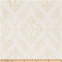 Fabricut 50092w Orlena Wallpaper Sandstone 01 (Double Roll)