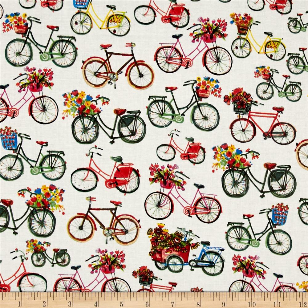 Flower Pedals Organic Bicycles Multi