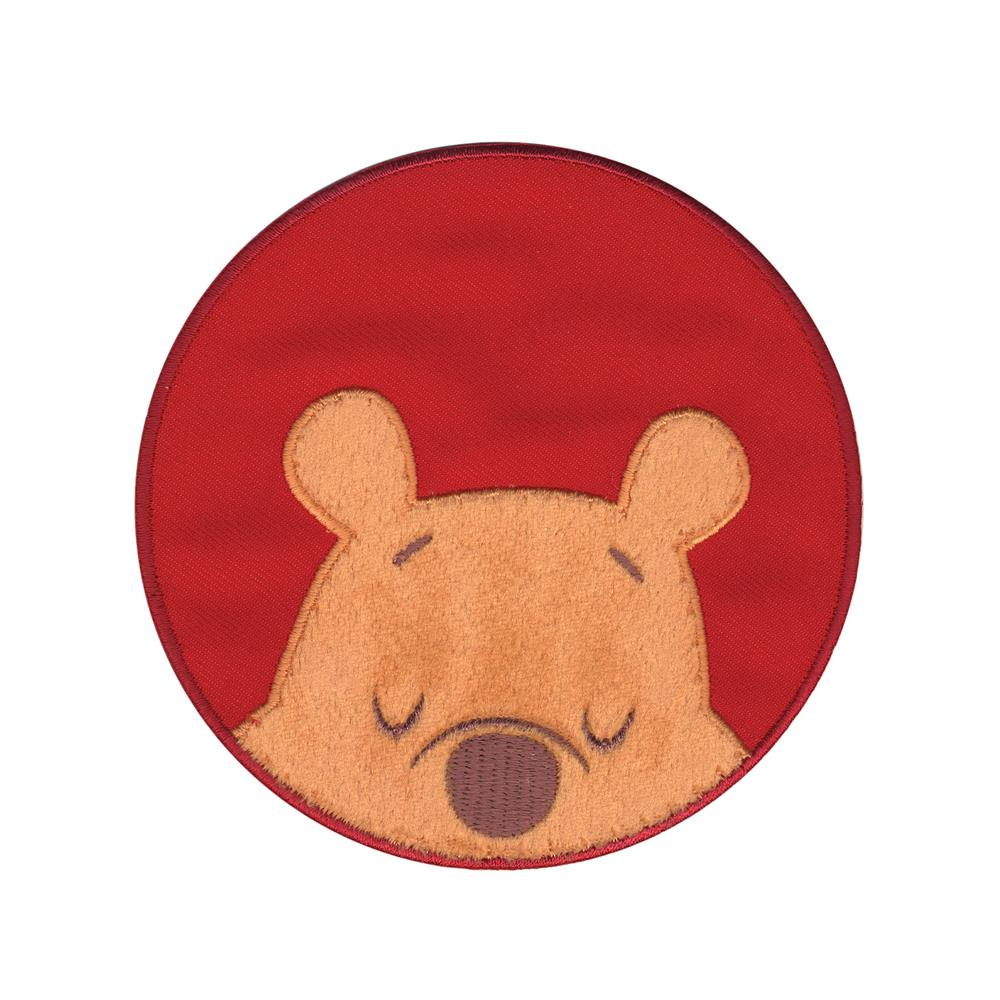 Disney Winnie The Pooh Iron On Applique Sleepy