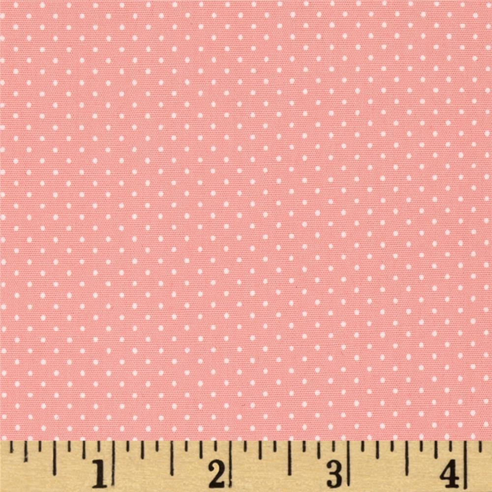 Kaufman Sevenberry Petite Basics Mini Dot Petal