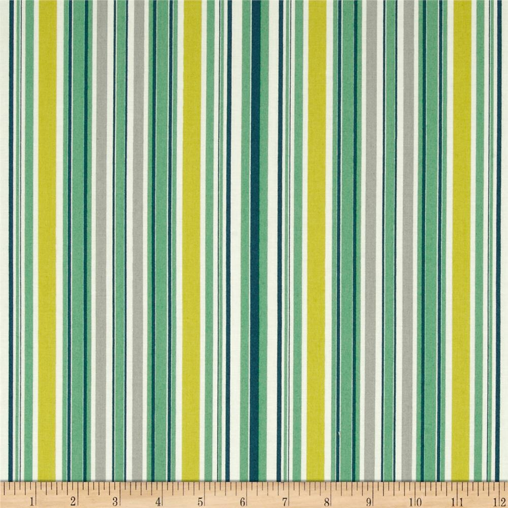 Denyse Schmidt Franklin Awning Stripe Glen