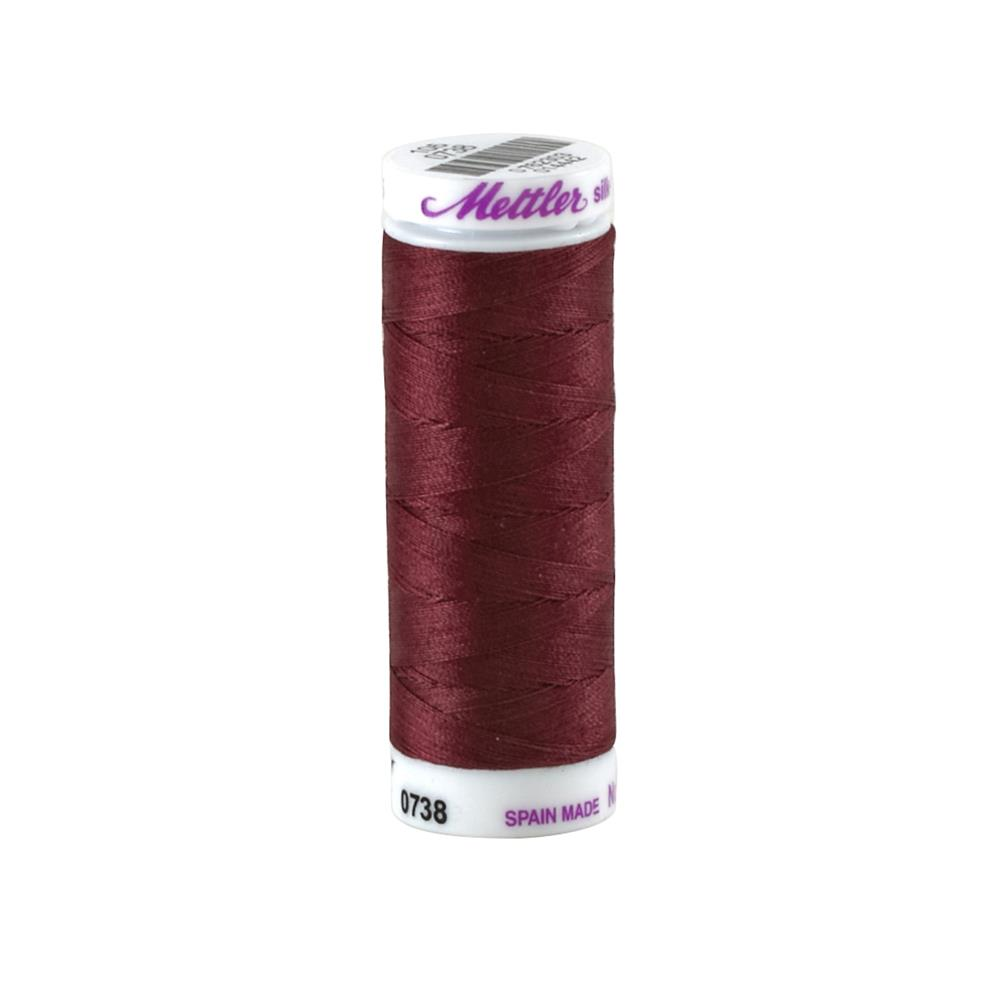 Mettler Cotton All Purpose Thread Winterberry