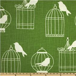 Duralee Home Birdcage Green