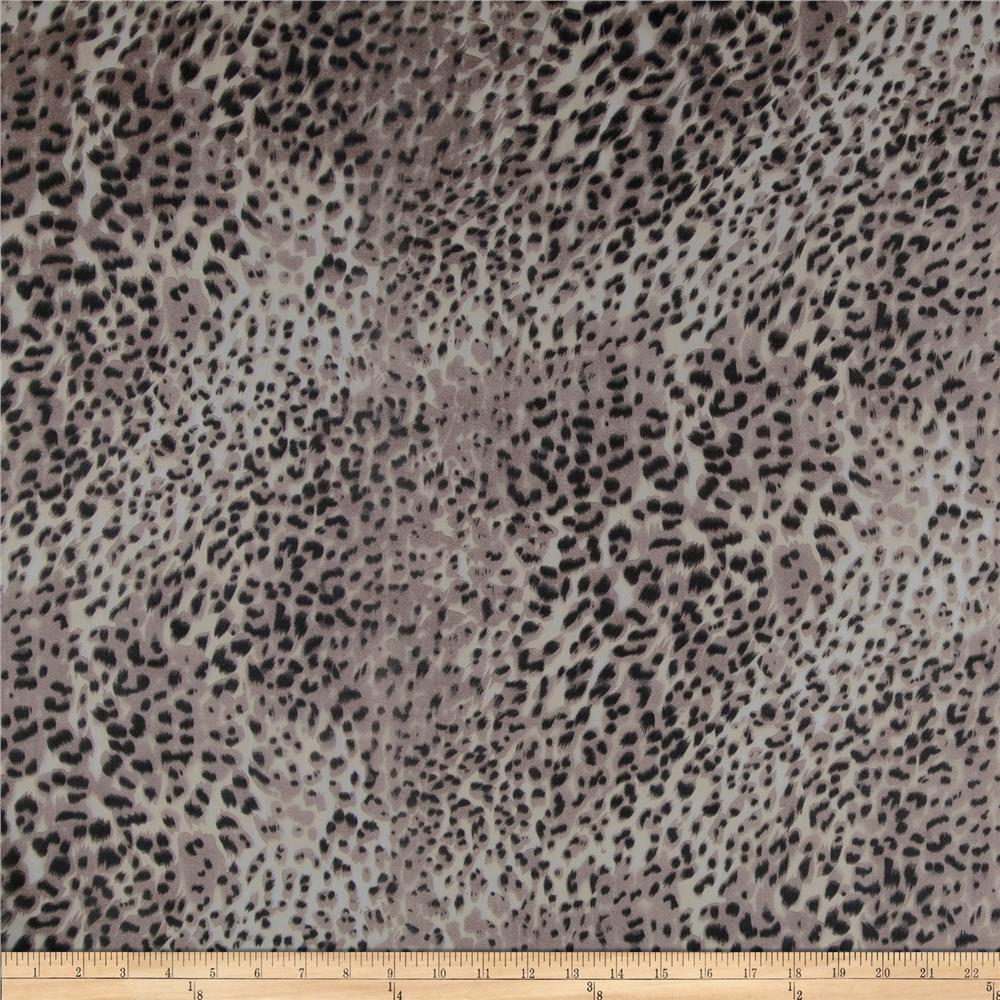 Elixir Chiffon Cheetah Black/Brown