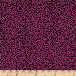 It Girls Leopard Violet