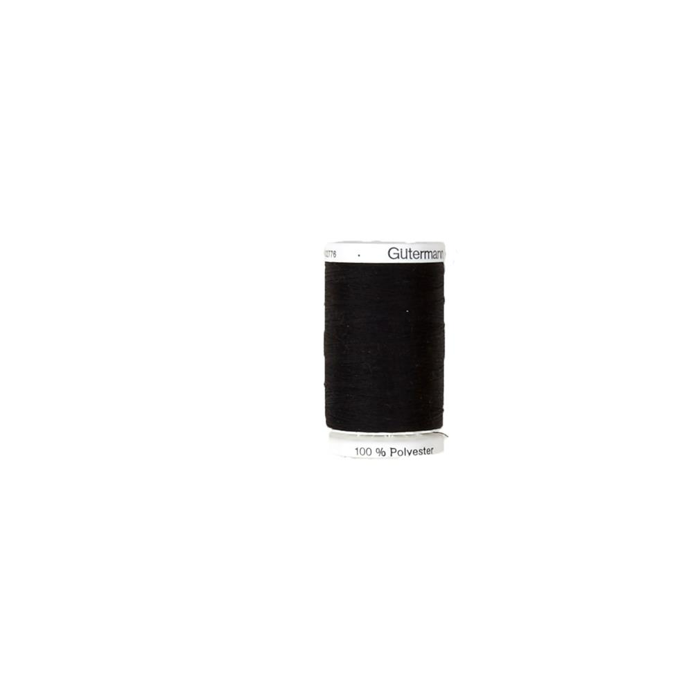 Gutermann Sew-All Thread 547 Yard (501-10) Black