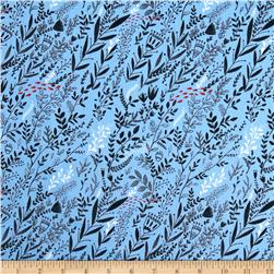 Swim Team Seaweed Blue/Multi