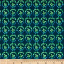 Nel Whatmore Ghost Verbena Dark Green