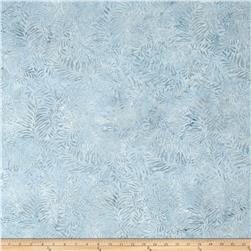 Island Batik Fern Light Blue/Gray