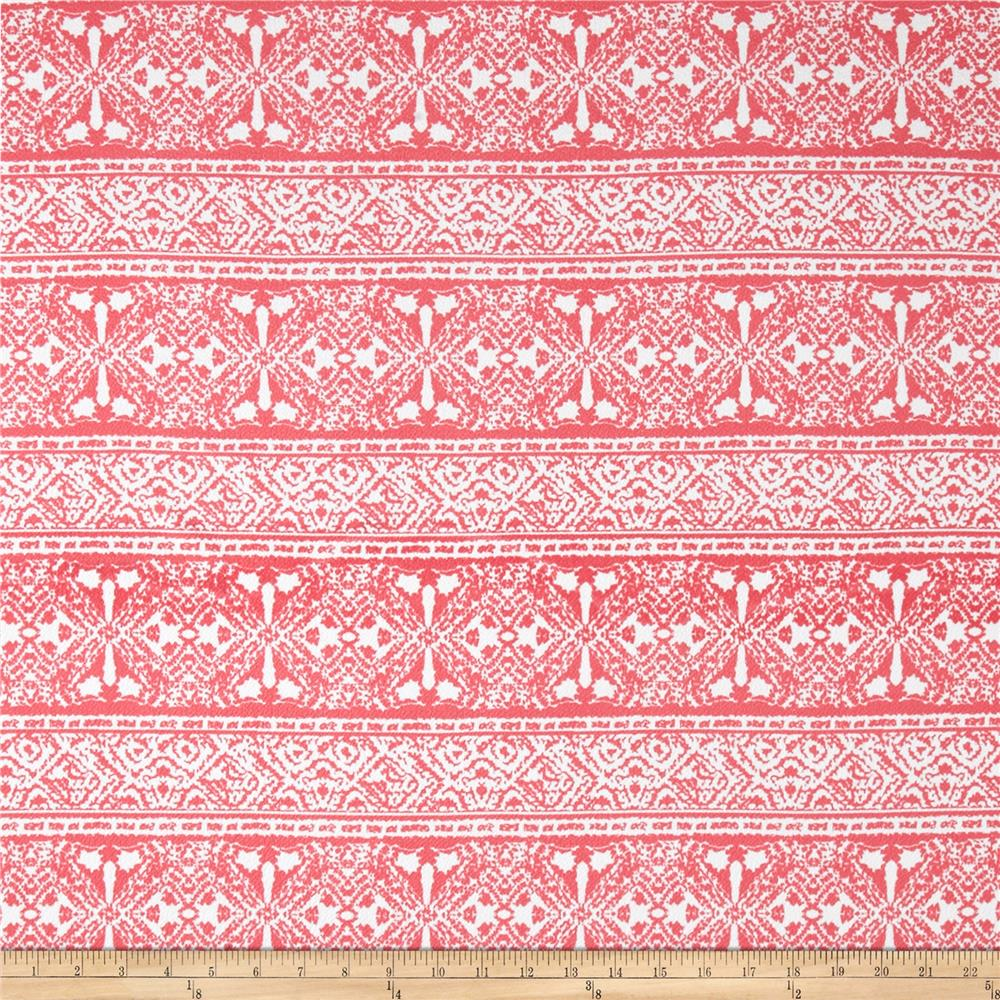 Liverpool Double Knit Paisley Parade Pink