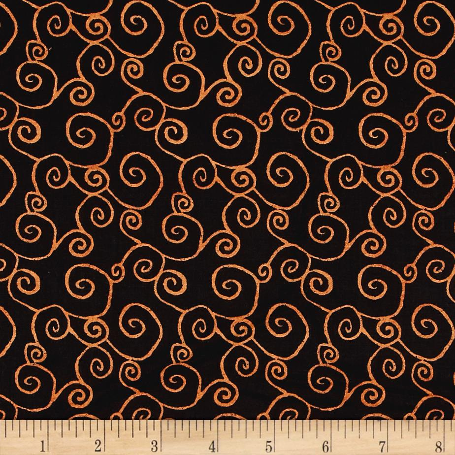 DT-K Signature Witchy Swirl Black