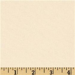 Ponte Double Knit Ivory Fabric