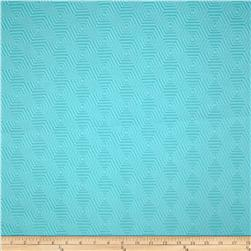 HGTV HOME Hex Appeal Solid Jacquard Pool
