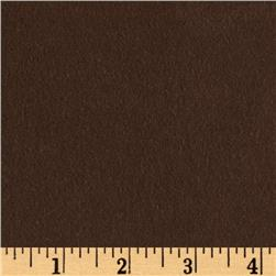 Cotton Lycra Jersey Knit Brown