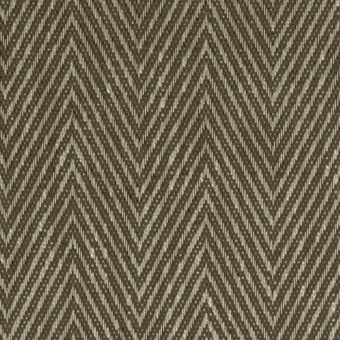 Marcovaldo Cape Chevron Jacquard Coffee