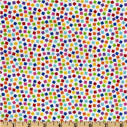 Peanuts-Project Linus Confetti Toss White/Multi