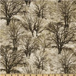 Marblehead Northern Woods Trees Cream