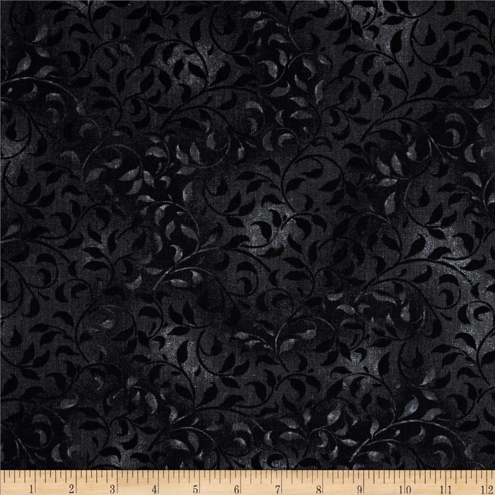 "Climbing Vine 108"" Wide Back Black"
