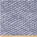 Kanvas Maine Attractions Fish Net Blue