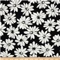 Paintbox Shadows Mini Daisy Black/White
