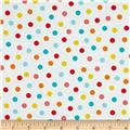 Animal ABC's Polka Dot Multi