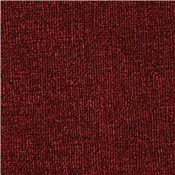 Burlap Texture Brights Dark Red