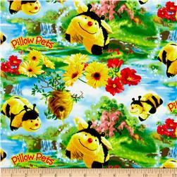 Pillow Pets Honeybee Multi