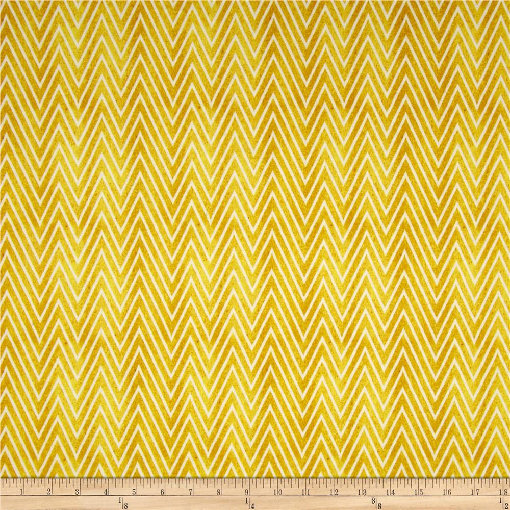 Draw Near Chevron Crayon Wrap Gold