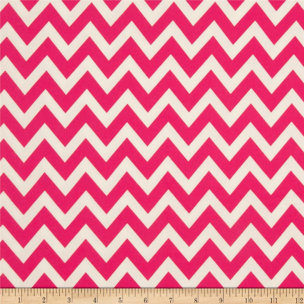 Remix Flannel Chevron Azalea