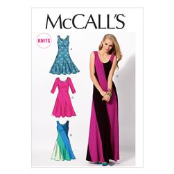 McCall's Misses' Dresses Pattern M6697 Size A50