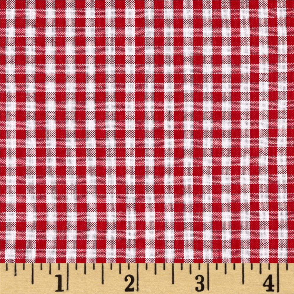 wallpaper waverly red check - photo #3