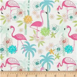 Tropicana Flamingos & Palms Cream