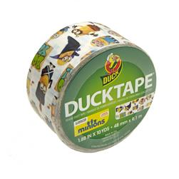 "Minions Licensed Duck Tape 1.88"" x 10yd"