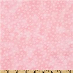 Moda Marble Dots (#3405-58) Light Pink Fabric